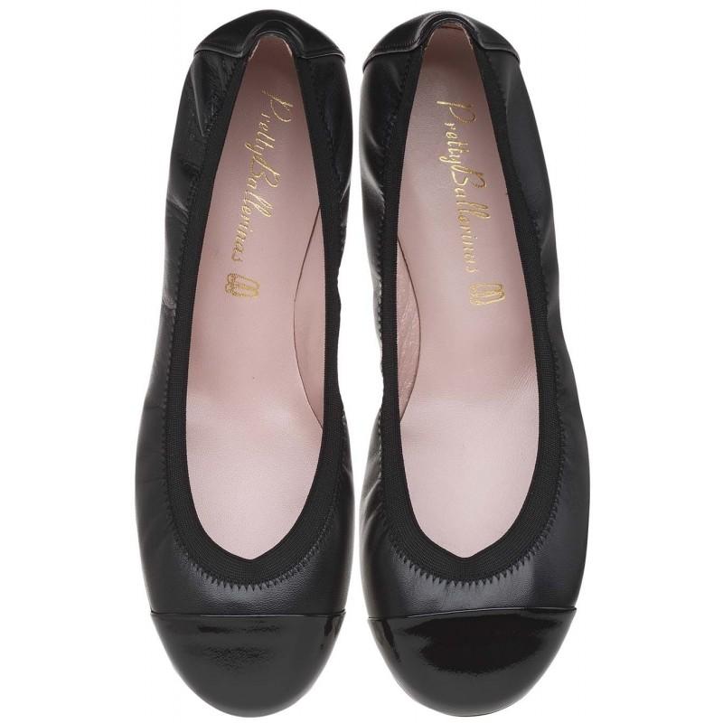 Pretty Ballerinas Shirley Caramel